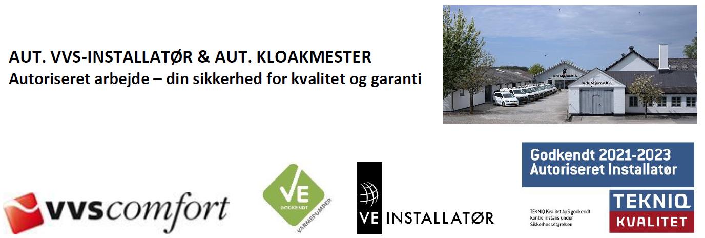 Brdr. Stjerne K.S. – Samsø VVS og Energi